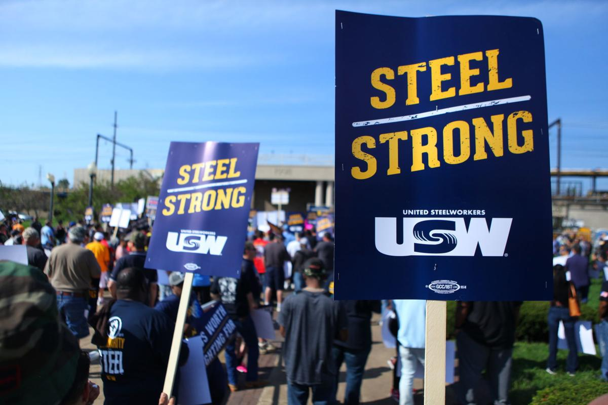 Early results in ArcelorMittal vote back strike authorization