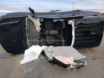 Liberty Township crash