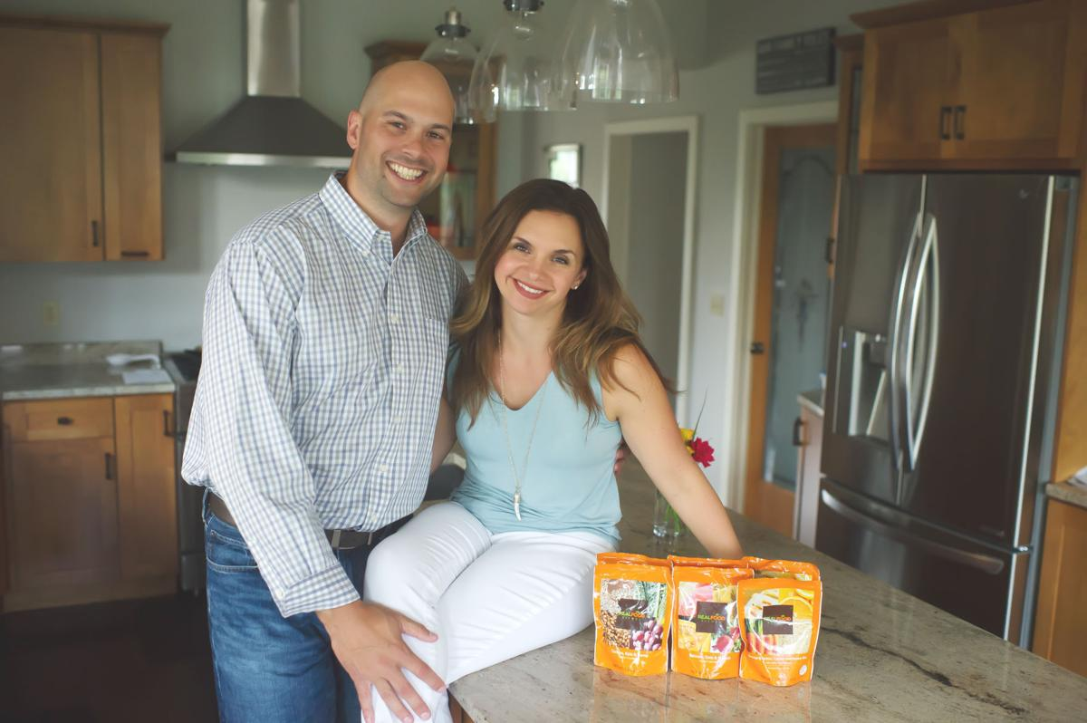 Parents start food company out of necessity