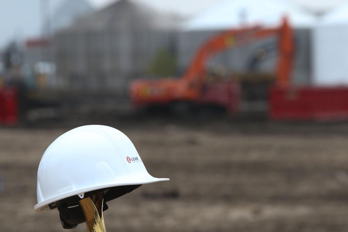 Lear Corporation breaks ground on its new Hammond facility