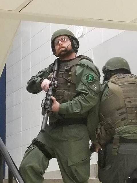 MCAS active shooter training 1