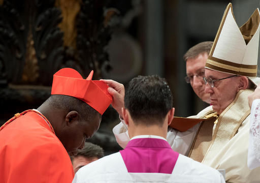 Pope decries 'virus' of polarization over race, faith