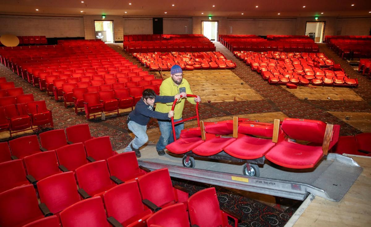 Star Plaza seats going to Valparaiso's Memorial Opera House