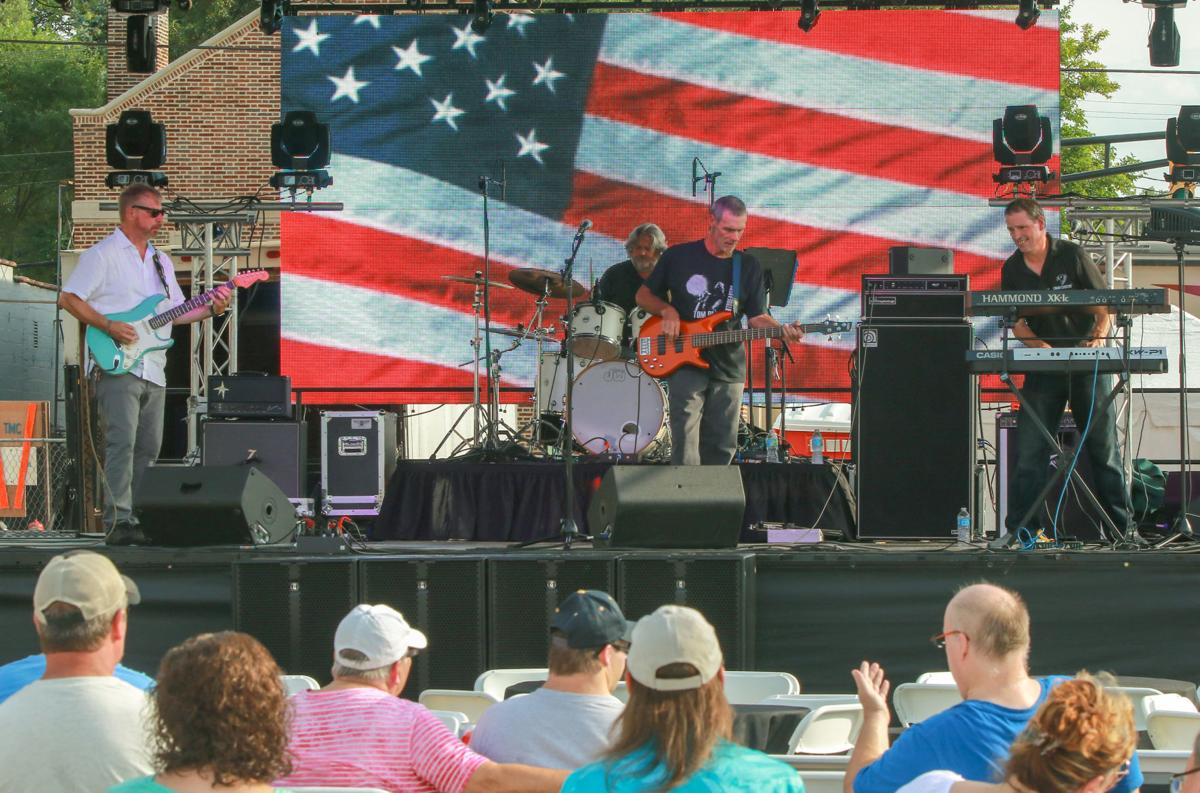 Rock 'N' Rail street festival adds  pep, possibilities for Griffith