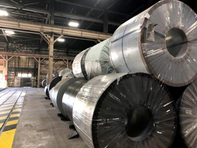 Steel imports surge in July but remain down 19.2% this year