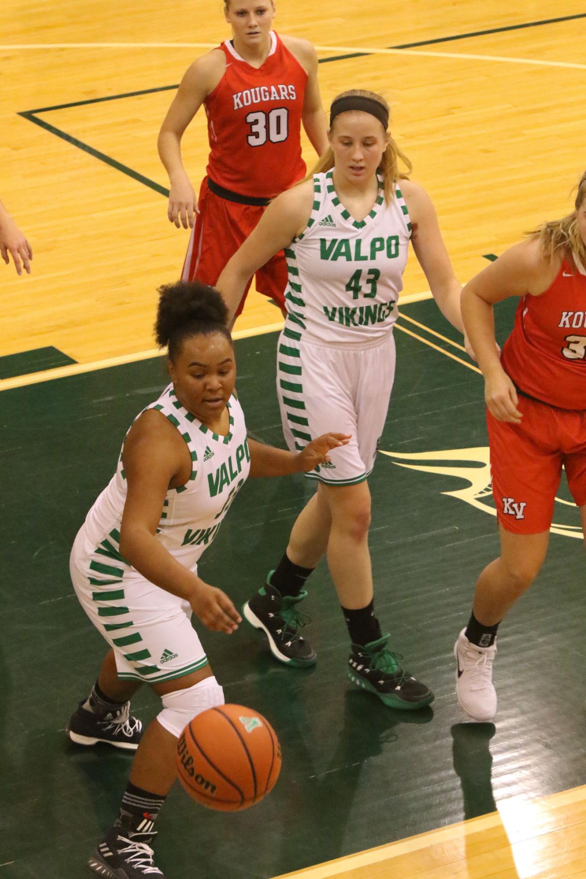 Gallery: Kankakee Valley at Valparaiso girls basketball