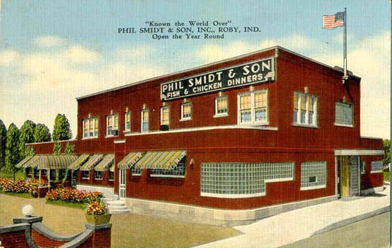 Phil Smidt's Restaurant in Whiting