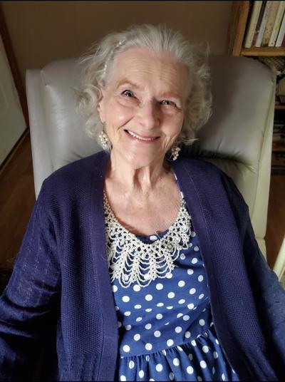 Grandma Laura