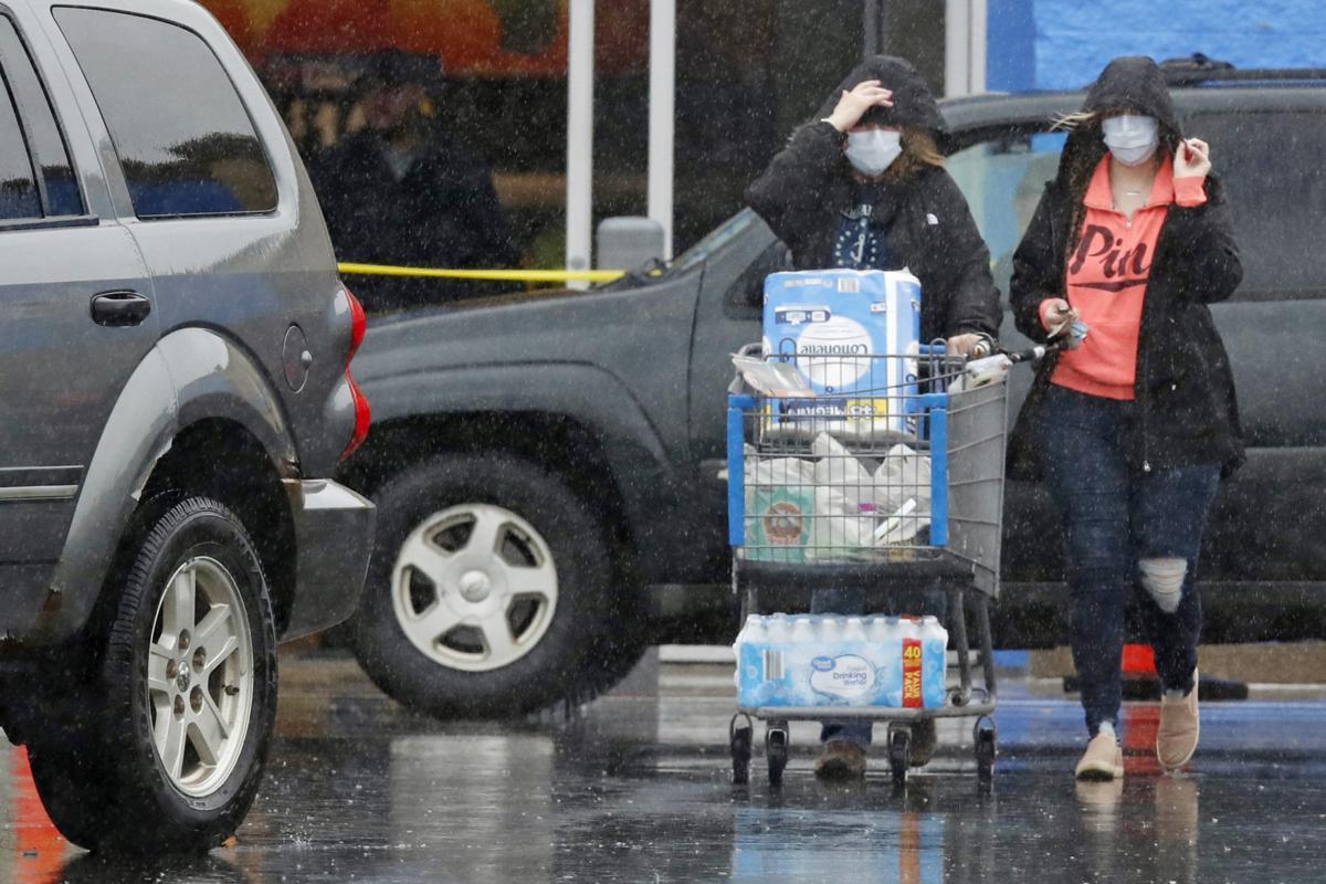Virus Outbreak New Hampshire