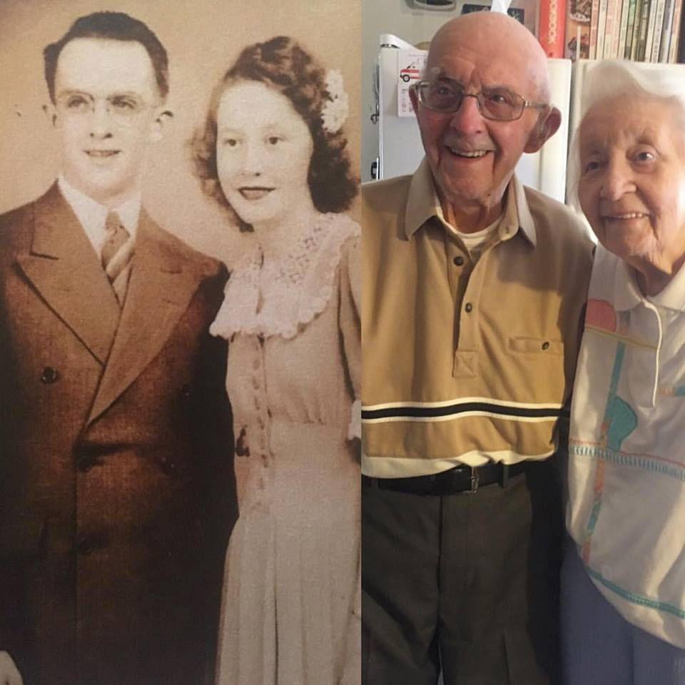 Happy 74th anniversary
