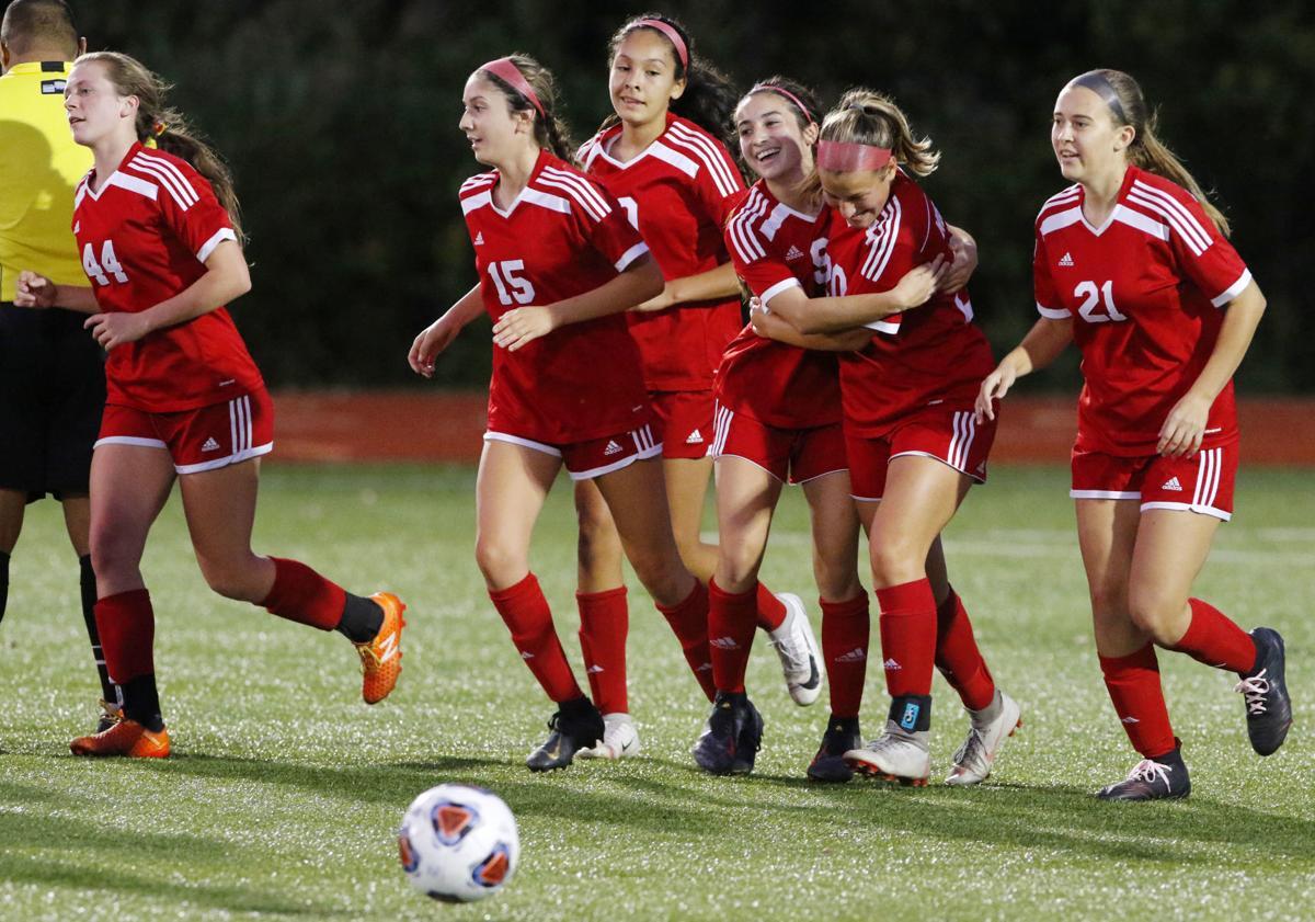 3A girls soccer sectional: Munster vs. Highland