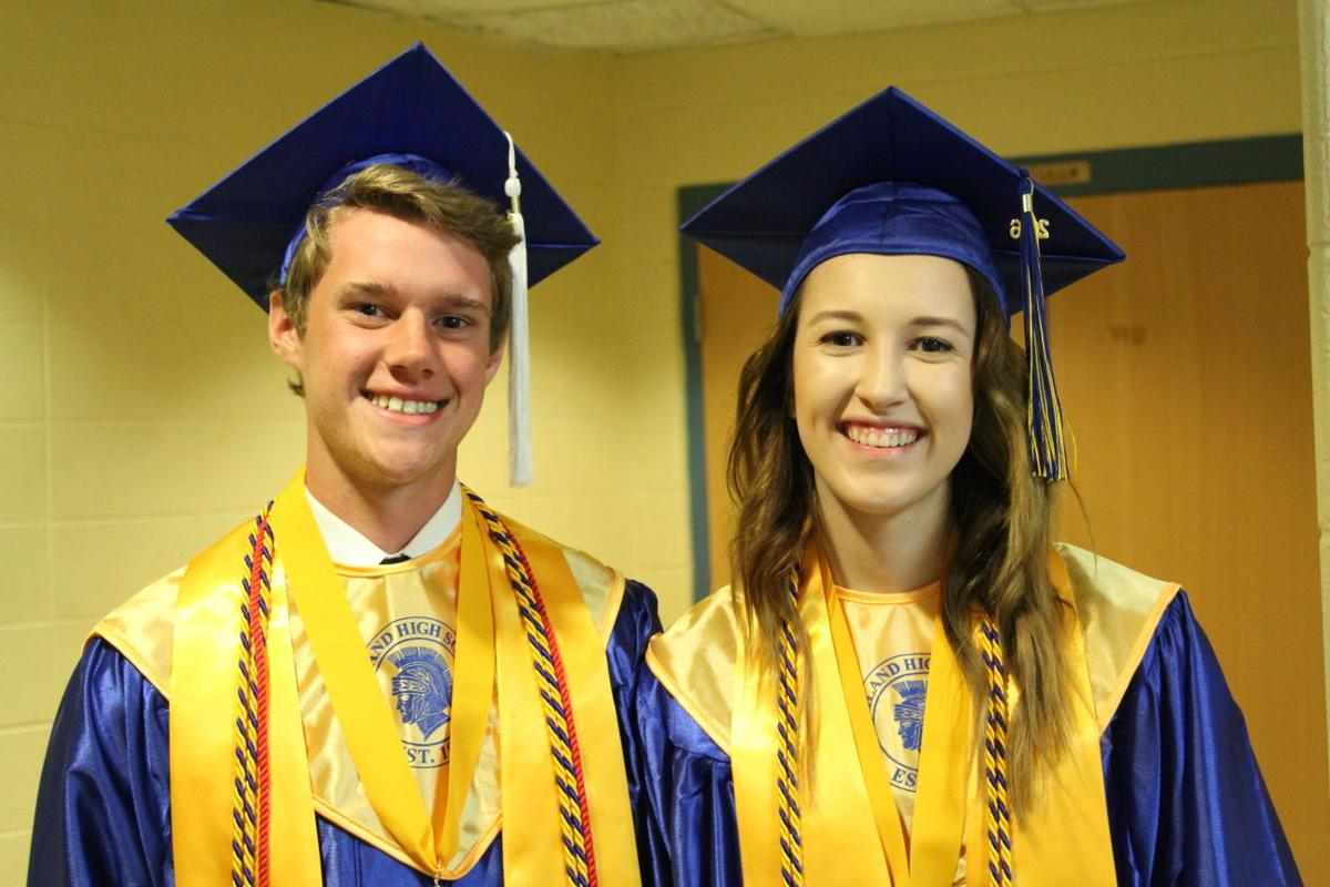 Indiana lake county highland - Faces Of The Region Highland High School Graduation 2016 Faces Of The Region Nwitimes Com
