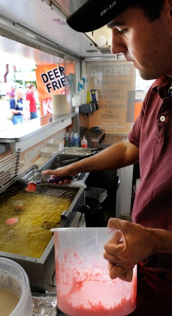 Fried fair