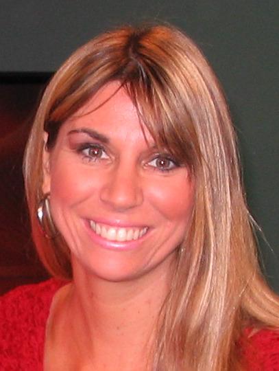 Author Gina Meyers
