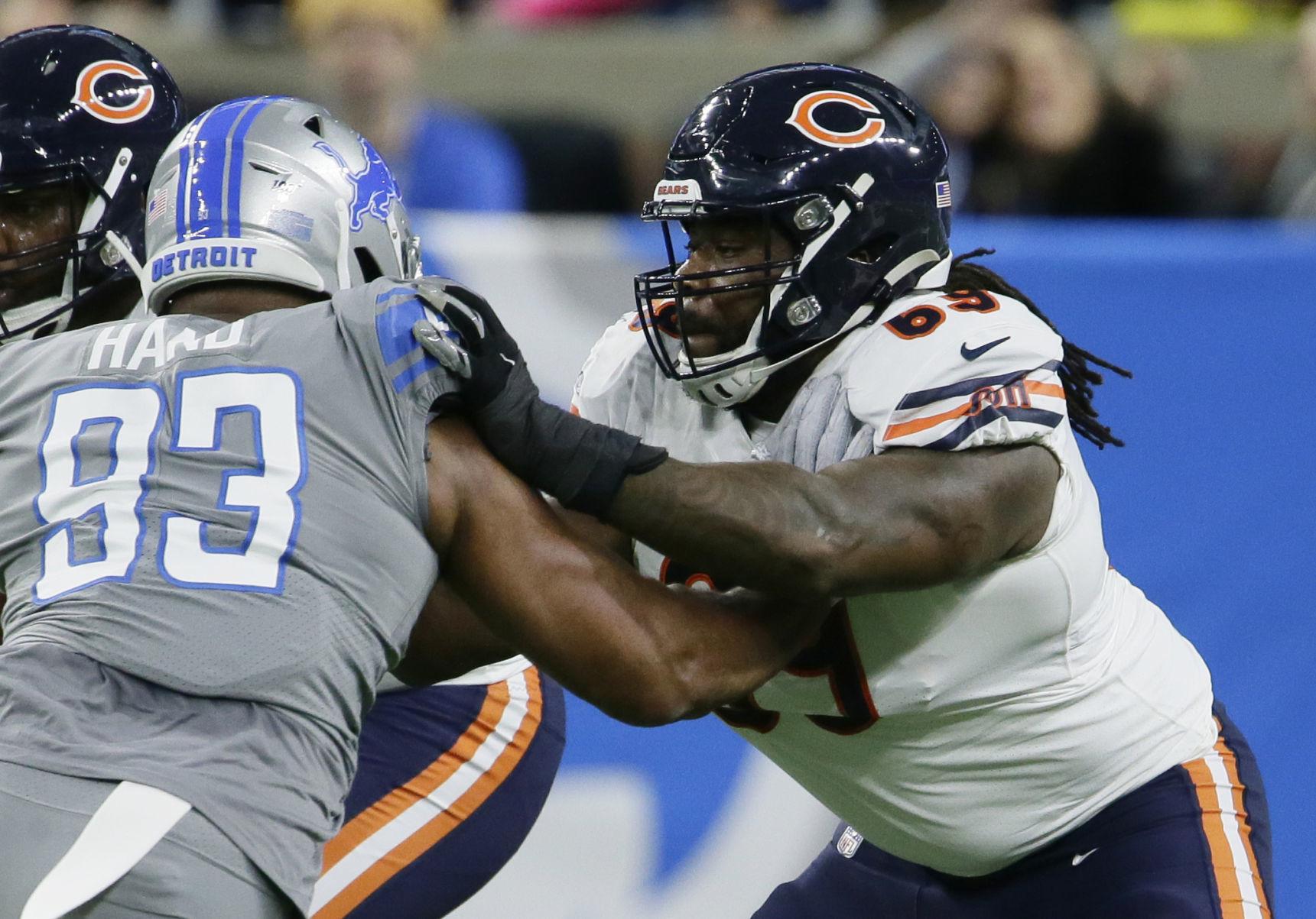Size: 8 x 10 Chicago Bears Defense 2018 Touchdown Celebration Photo