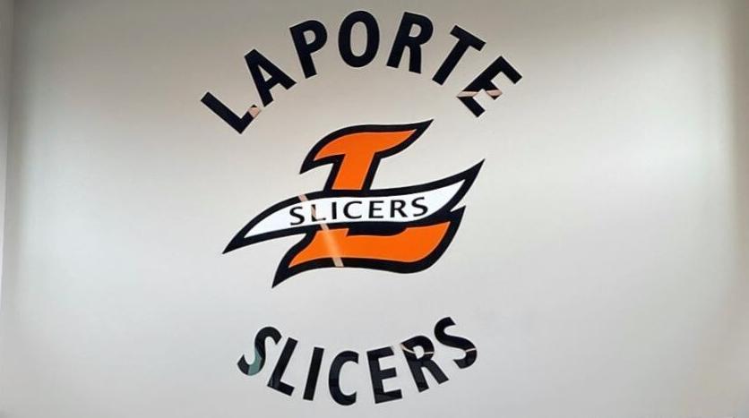 LaPorte Slicers logo