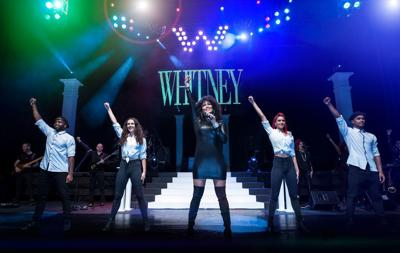Belinda Davids Stars In Whitney Houston Show At Rosemont Theatre