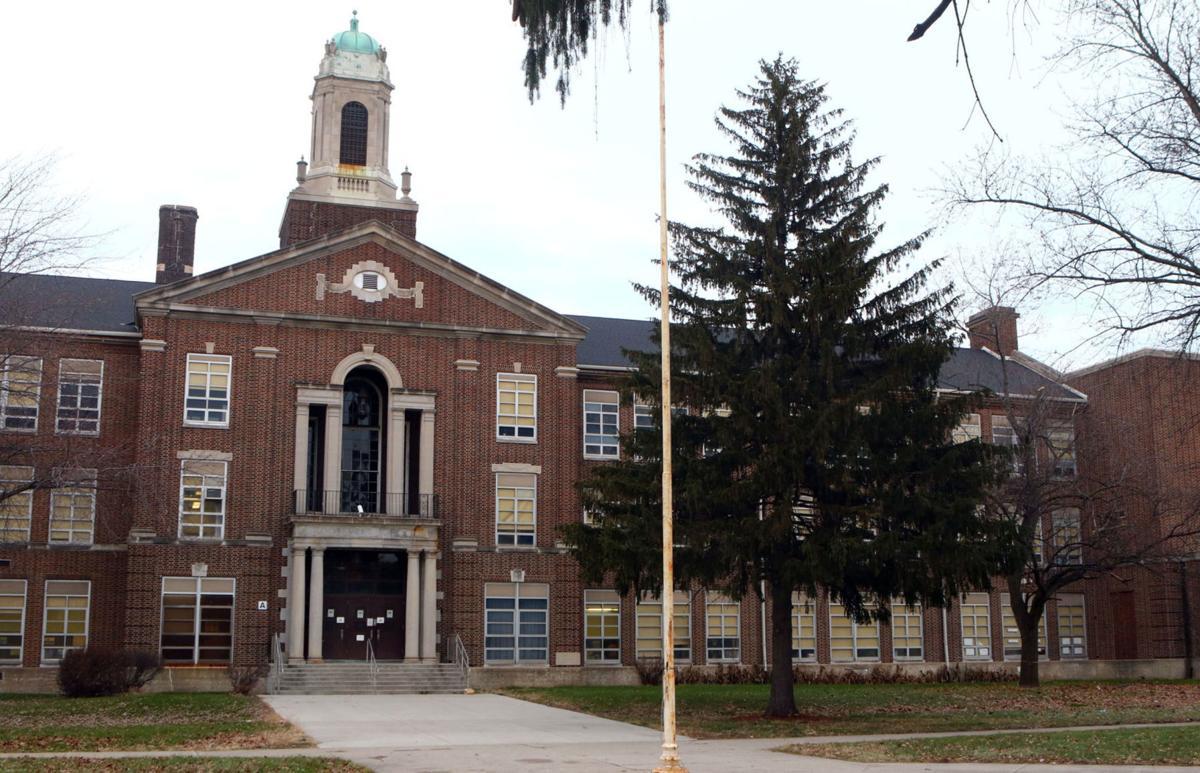 Gary Roosevelt High School NE