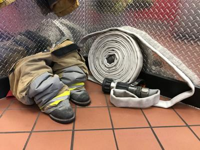 Firefighter stock
