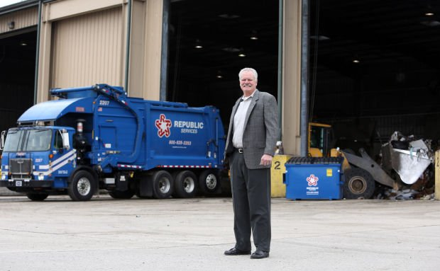 Beecher Man Turned Single Garbage Route Into 8 4 Billion