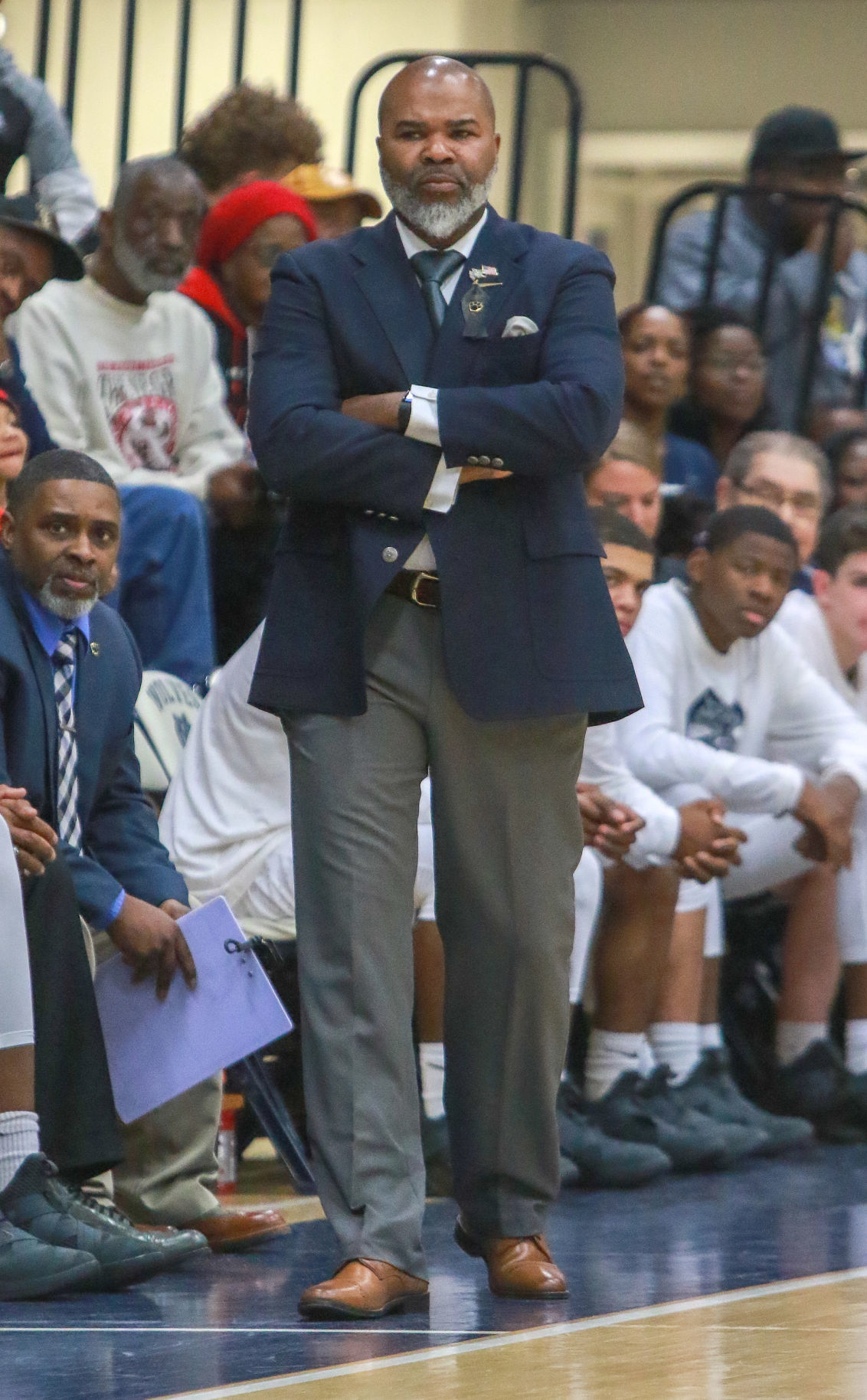 Boys basketball - West Side at Michigan City (BNI)