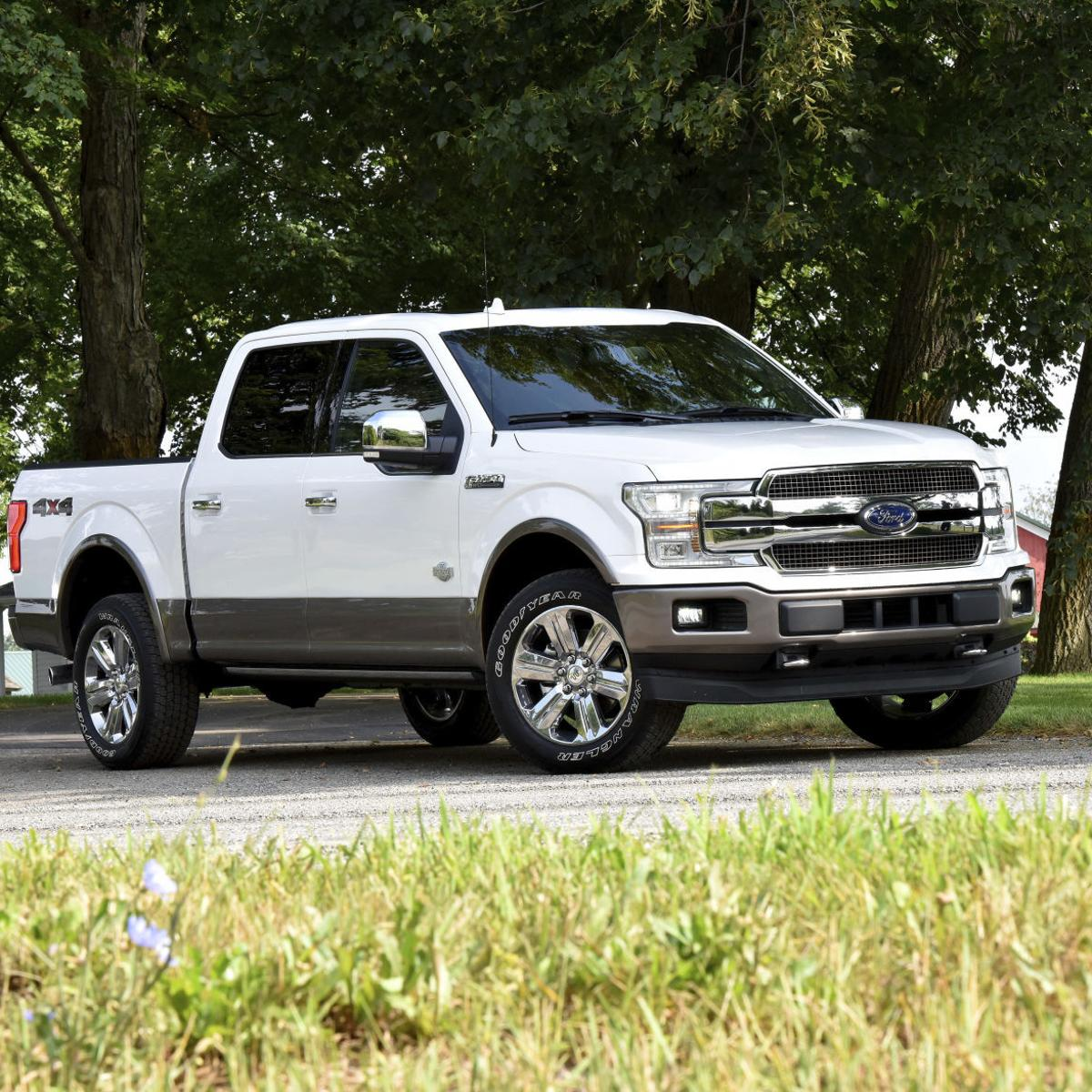 Ford Adds Diesel Engine To F 150 For The First Time Cars