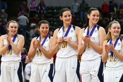 Marquette Catholic girls basketball