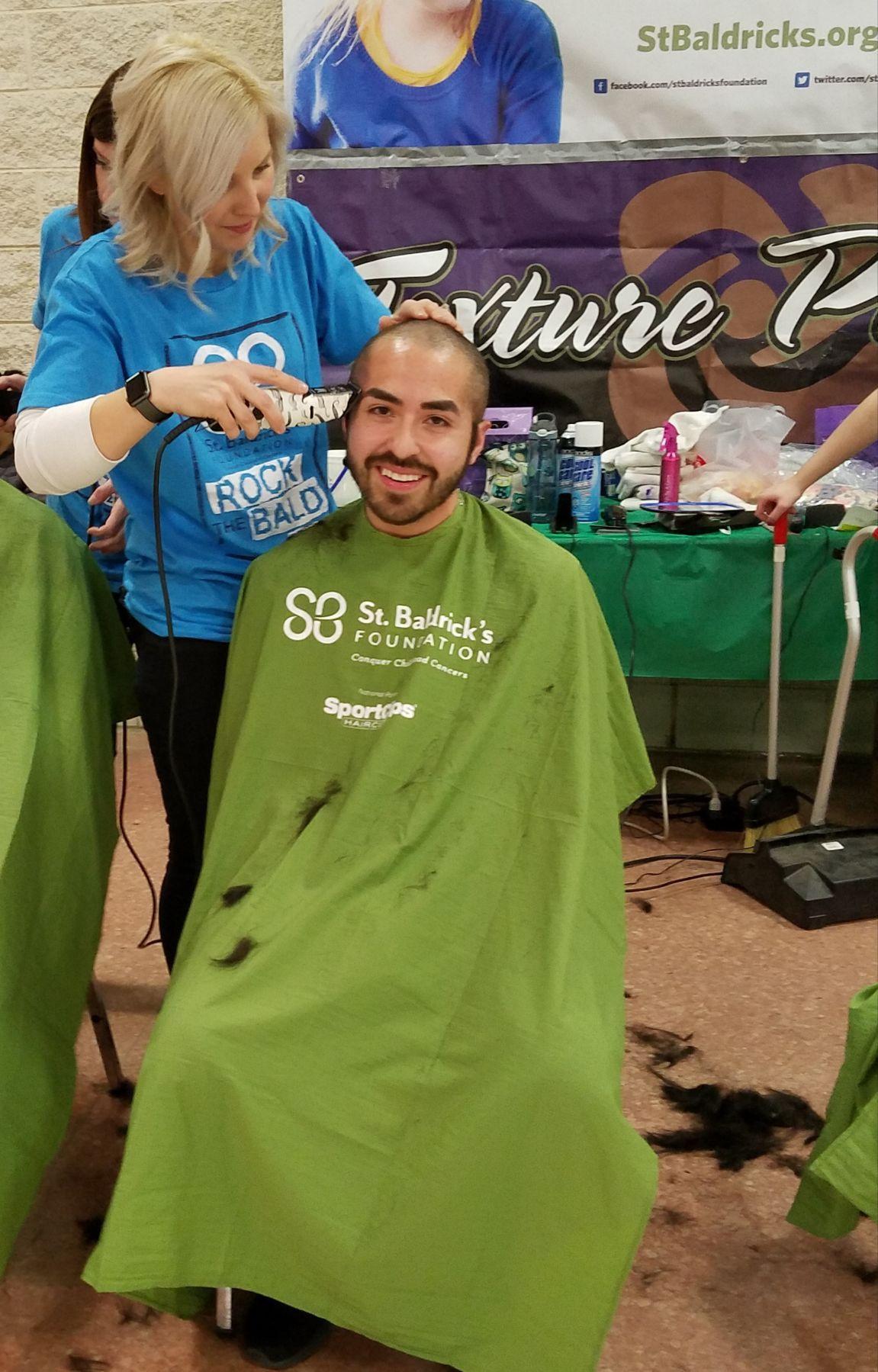 Shaving for CJ