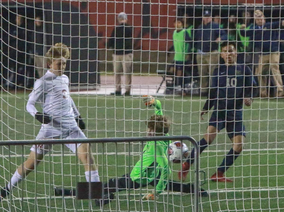 Class 2A boys soccer state final: Cardinal Ritter vs. Bishop Noll