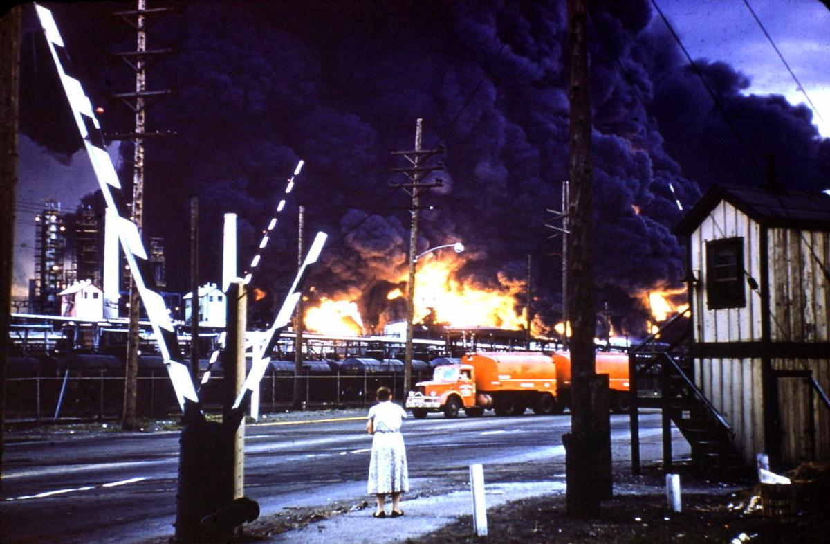 Refinery explosion seemed like 'end of the world'