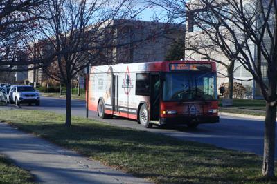 Gary Public Transportation Corporation Bus