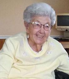 Happy 99th birthday, Lorraine Bolda!