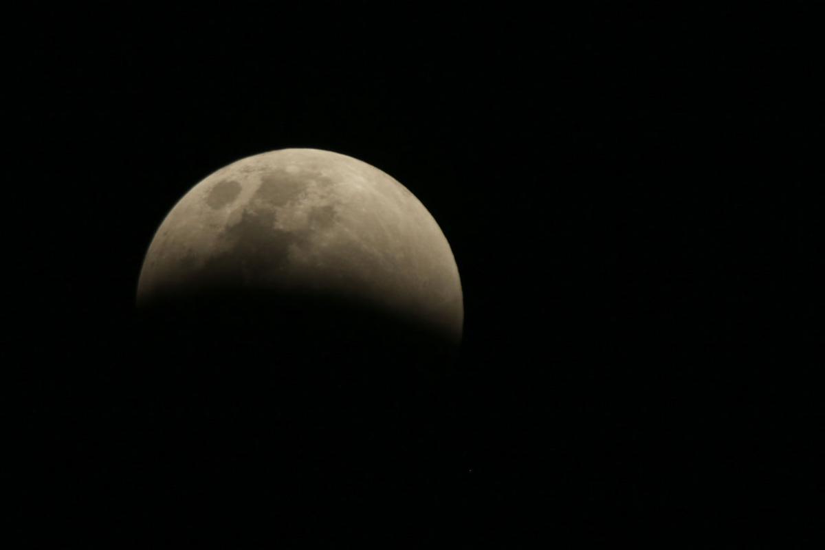 Brazil Supermoon Lunar Eclipse