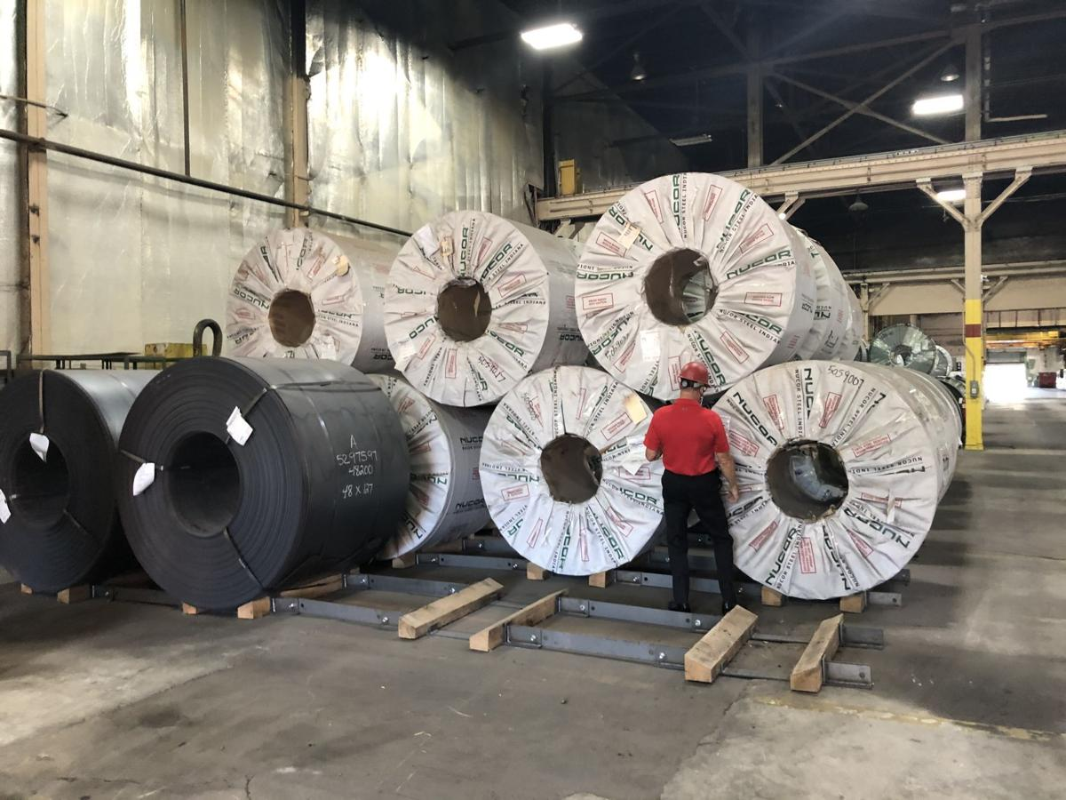 Steel production down nearly 19% this year