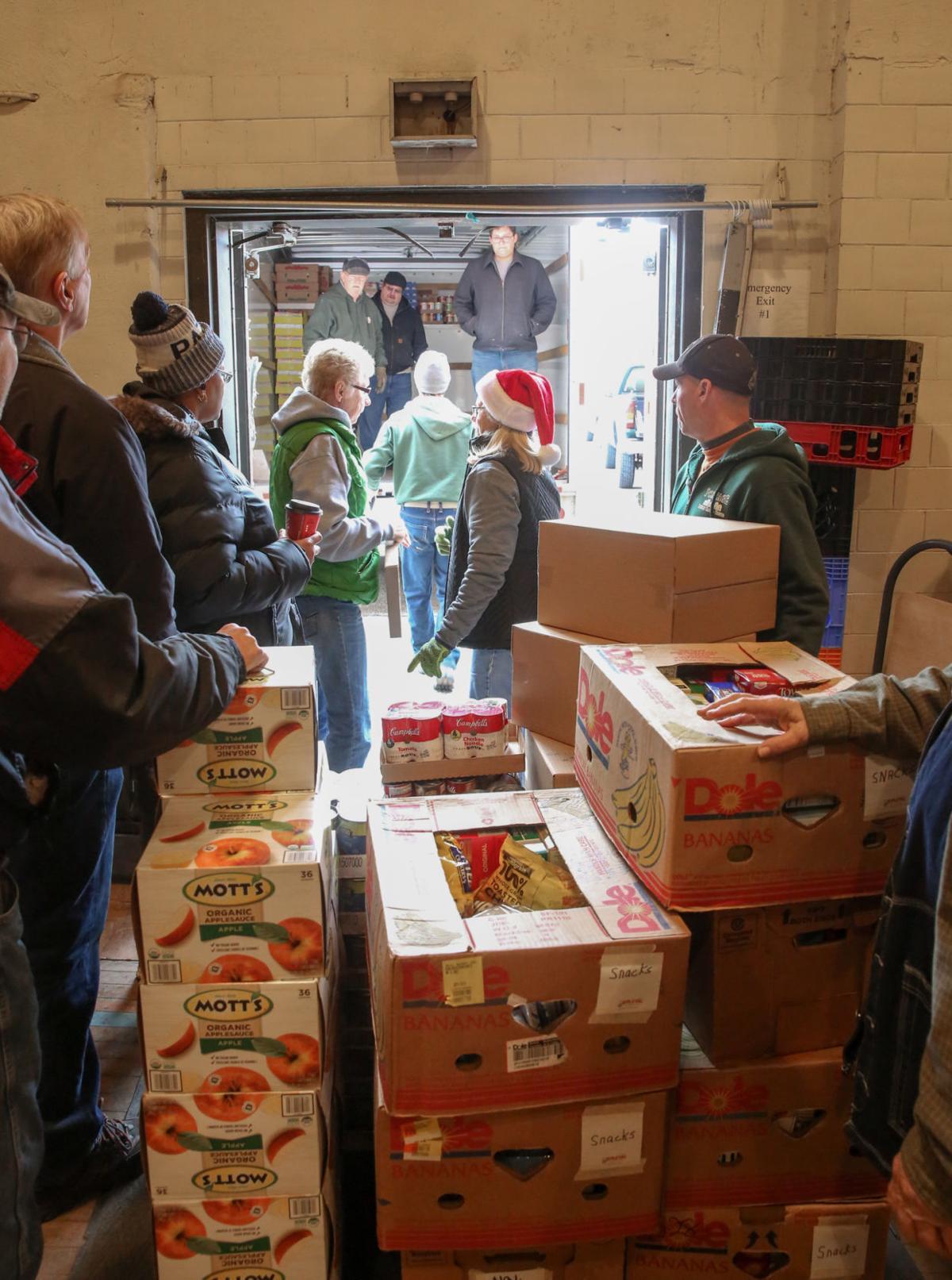 Portage Township Food Pantry moving after 30 years in Garyton