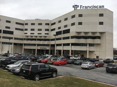 Franciscan Health hospital in Dyer