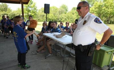 Cedar Lake Police Chief Jerry Smith