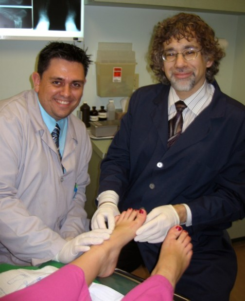 Heel Pain Relief Goes Hi-Tech