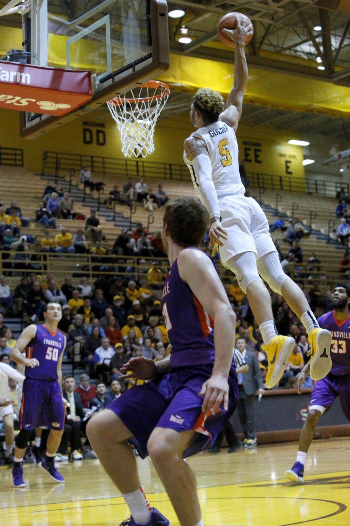 Valparaiso vs. Evansville men's basketball