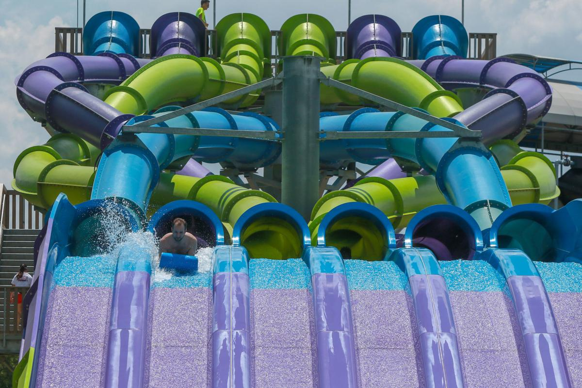 Deep River Waterpark opens for the season