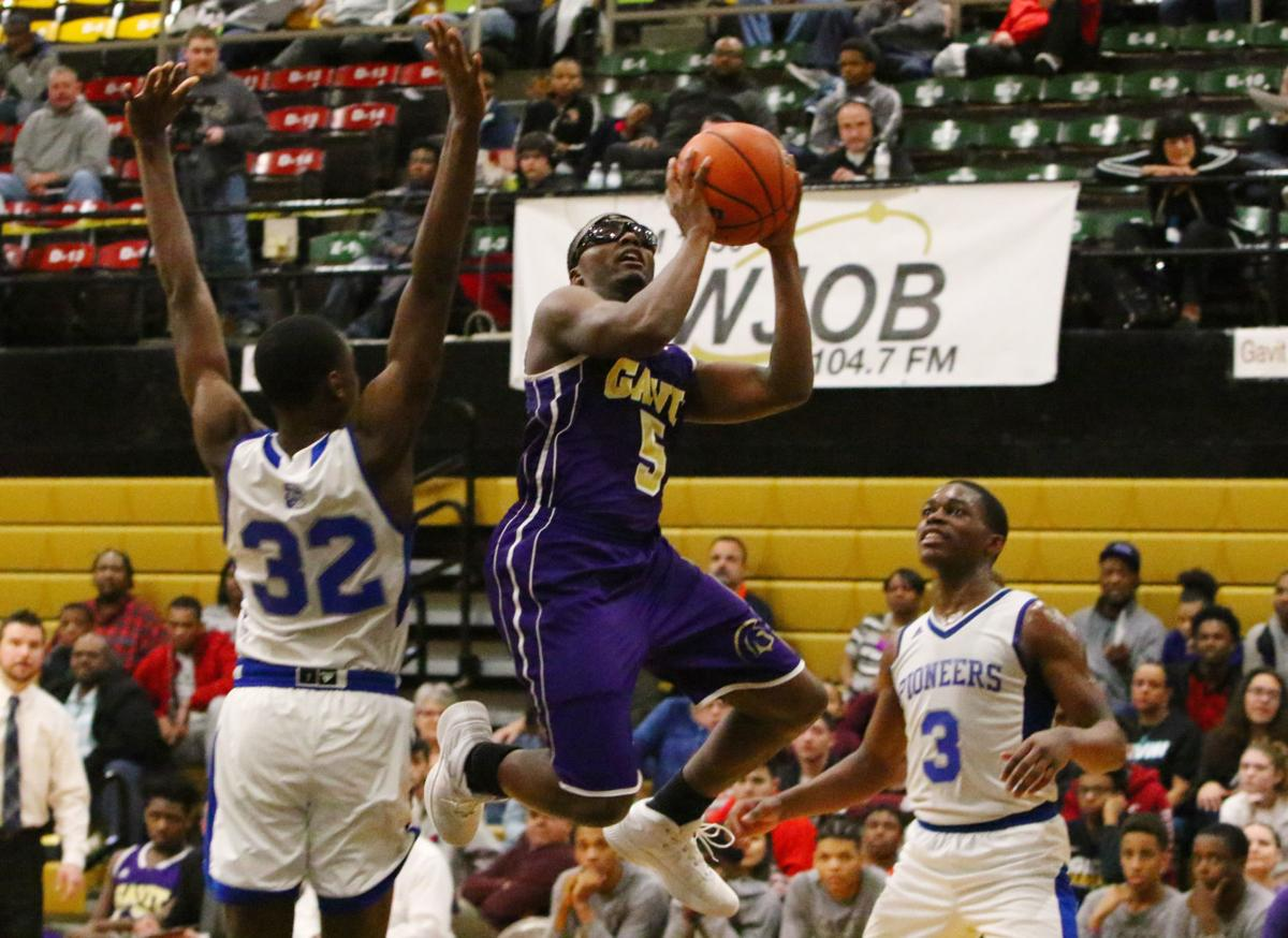 Hammond Basketball Sectional - Clark vs. Gavit