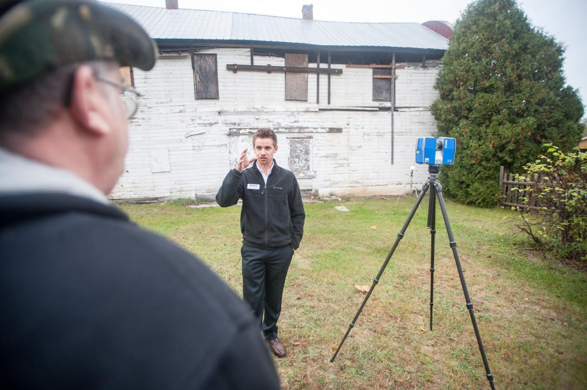 Collier Lodge restoration efforts to get high tech boost