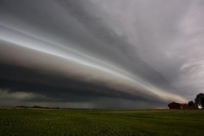 severe weather stock