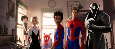 'Into the Spider-Verse' animator to give talk about careers in the arts in Michigan City