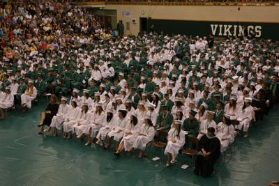 Faces of the Region: Valparaiso High School commencement