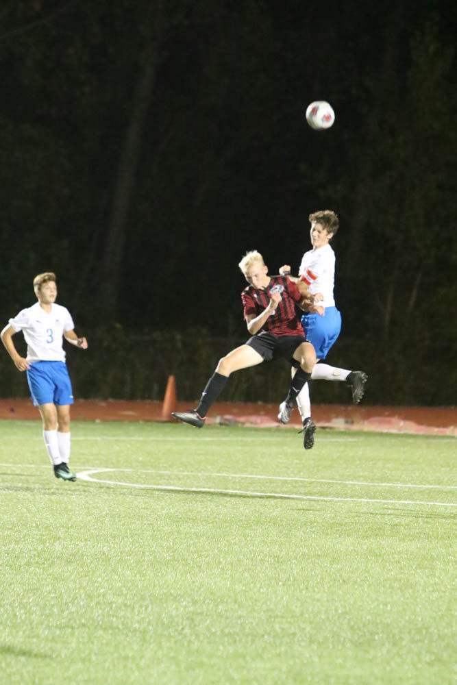 Gallery: Boys soccer - EC Sectional - Lowell-Lake Central