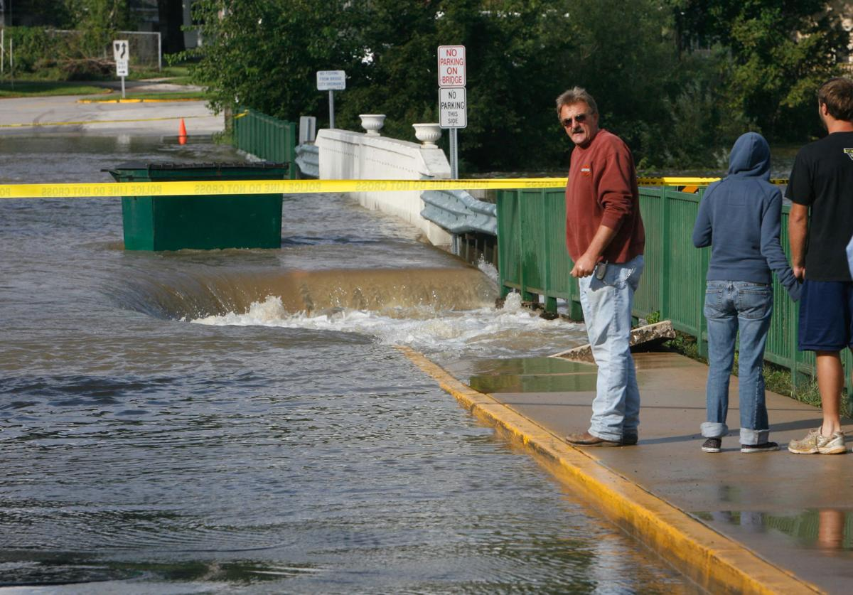 Looking back at the flood of 2008 | Jasper County News