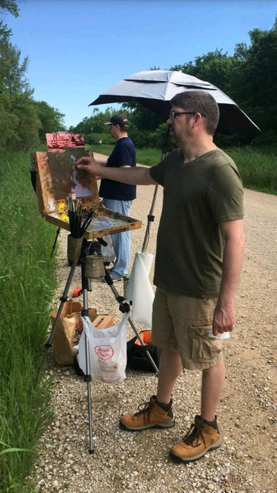 Chesterton Art Fair to return with paintings, food and entertainment