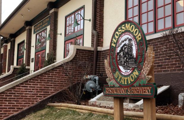 Flossmoor Station in Flossmoor