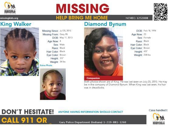 Investigation continues into disappearance of Gary woman, her nephew nearly 3 years ago